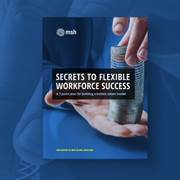 Secrets to flexible workforce success banner